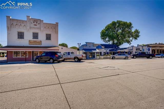 144 S Main Street, Elizabeth, CO 80107 (#6751618) :: Compass Colorado Realty