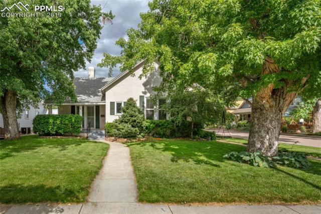 1932 N Tejon Street, Colorado Springs, CO 80907 (#6751660) :: The Peak Properties Group