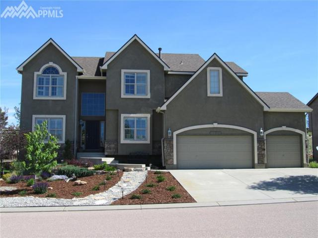 1364 Oakmont Drive, Colorado Springs, CO 80921 (#6751950) :: 8z Real Estate