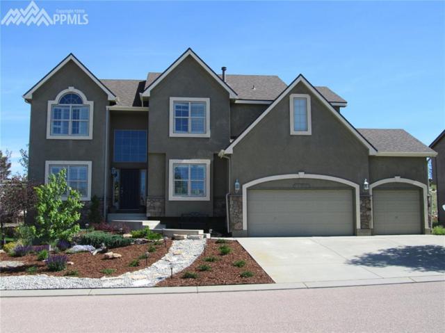 1364 Oakmont Drive, Colorado Springs, CO 80921 (#6751950) :: The Peak Properties Group