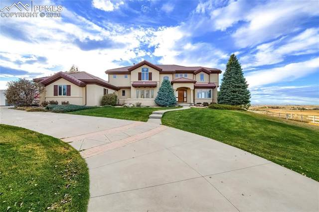 40355 Rendezvous Circle, Elizabeth, CO 80107 (#6753446) :: CC Signature Group