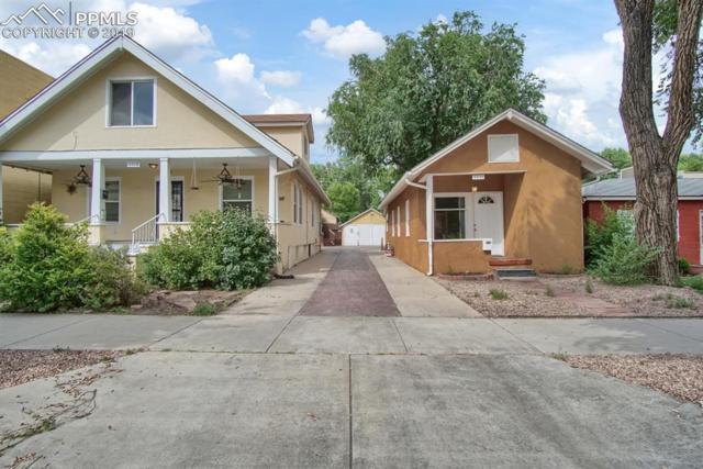 2718 W Colorado Avenue, Colorado Springs, CO 80904 (#6755879) :: Compass Colorado Realty