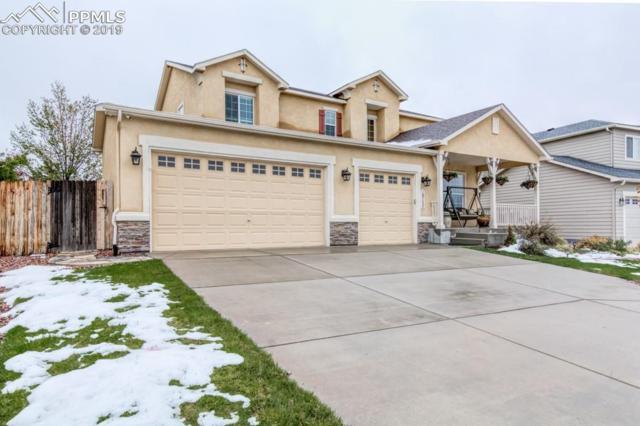 14757 Air Garden Lane, Colorado Springs, CO 80921 (#6756585) :: The Dixon Group