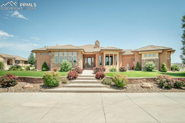 40 S Villa Del Sol Court, Pueblo West, CO 81007 (#6757665) :: The Treasure Davis Team