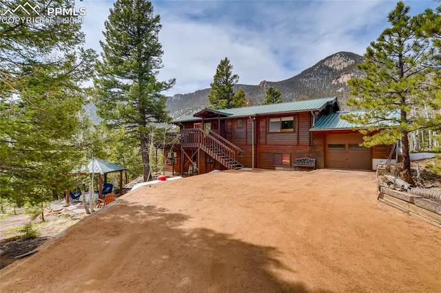6215 Aspen Ridge Road, Manitou Springs, CO 80829 (#6757922) :: The Gold Medal Team with RE/MAX Properties, Inc