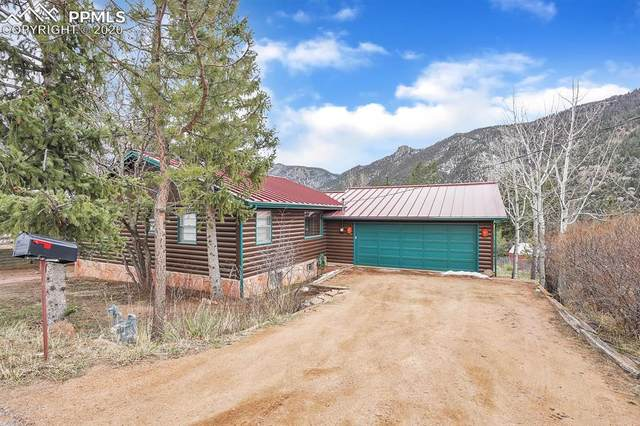 7750 Marriott Road, Cascade, CO 80809 (#6758287) :: Tommy Daly Home Team