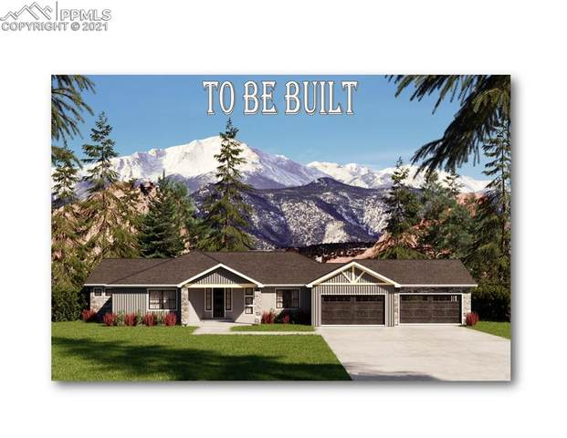 11031 Mosey Trail, Colorado Springs, CO 80908 (#6760472) :: Tommy Daly Home Team