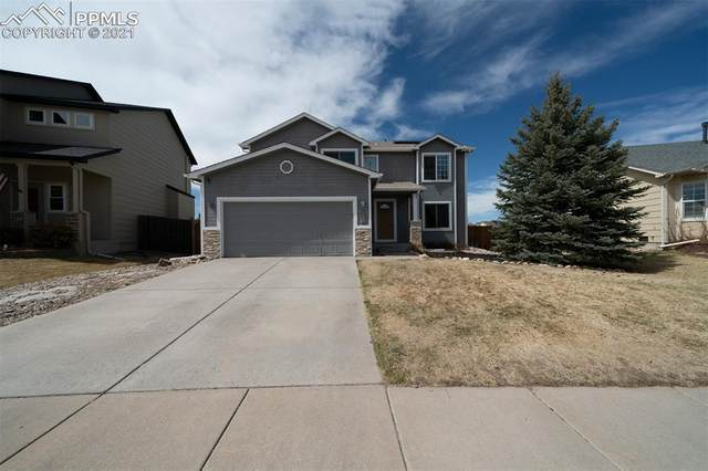 6855 Prairie Wind Drive, Colorado Springs, CO 80923 (#6760837) :: Venterra Real Estate LLC