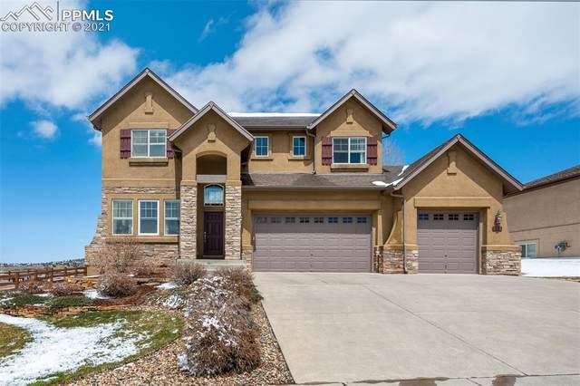 196 Saber Creek Drive, Monument, CO 80132 (#6762441) :: CC Signature Group