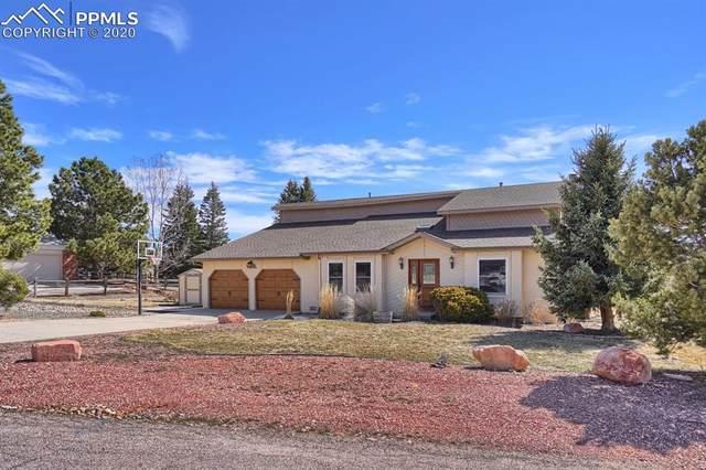 14215 Gleneagle Drive, Colorado Springs, CO 80921 (#6762837) :: The Treasure Davis Team