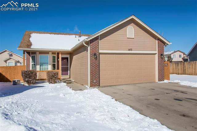 1071 Red Brooke Drive, Colorado Springs, CO 80911 (#6764520) :: The Harling Team @ HomeSmart