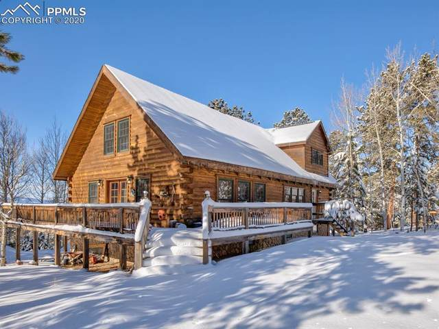 368 Blackhawk Creek Drive, Florissant, CO 80816 (#6765450) :: Action Team Realty