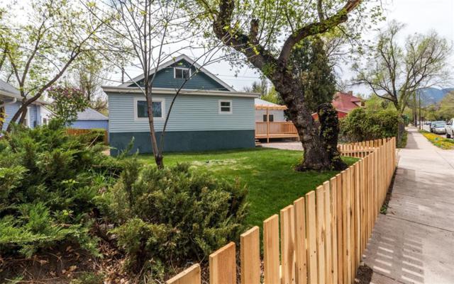 31 W Cheyenne Boulevard, Colorado Springs, CO 80905 (#6767458) :: 8z Real Estate
