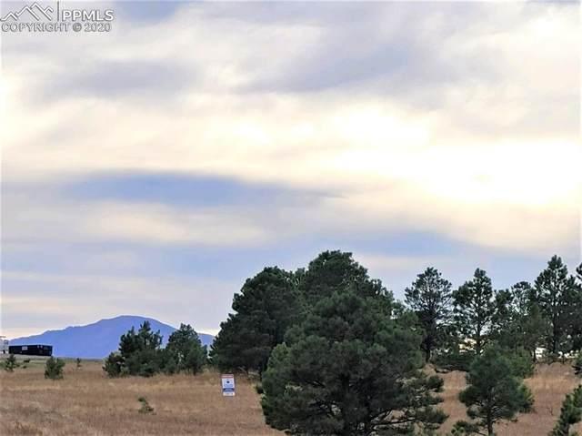 17326 Abert Ranch Drive, Colorado Springs, CO 80908 (#6769438) :: The Kibler Group