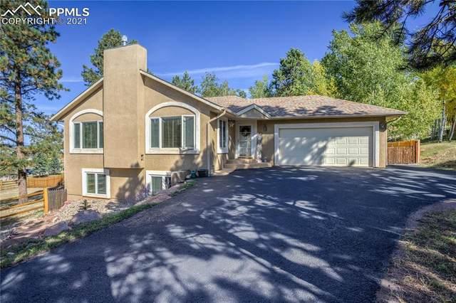 700 E Kelly Road, Woodland Park, CO 80863 (#6769570) :: 8z Real Estate