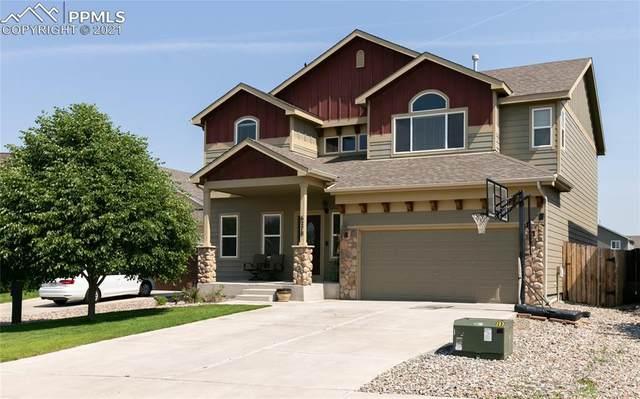 6278 Bearcat Loop, Colorado Springs, CO 80925 (#6770055) :: Finch & Gable Real Estate Co.