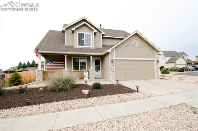 5156 Fossil Butte Drive, Colorado Springs, CO 80923 (#6770062) :: The Dixon Group
