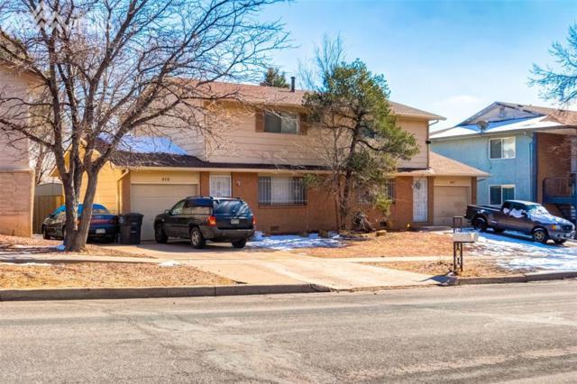 215 University Drive, Colorado Springs, CO 80910 (#6771316) :: 8z Real Estate