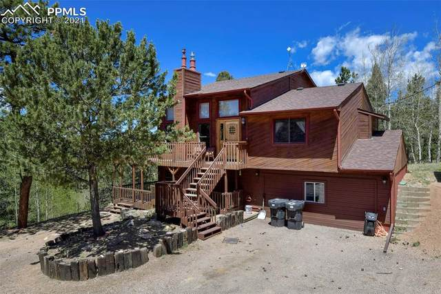 265 Homestead Road, Divide, CO 80814 (#6771728) :: Symbio Denver