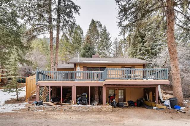 9665 Mohawk Trail, Cascade, CO 80809 (#6773532) :: The Treasure Davis Team