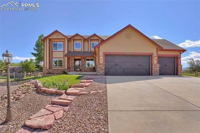 5912 Mapleton Drive, Colorado Springs, CO 80918 (#6773666) :: 8z Real Estate