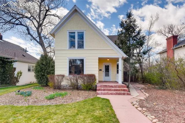 2016 N Tejon Street, Colorado Springs, CO 80907 (#6776778) :: Compass Colorado Realty