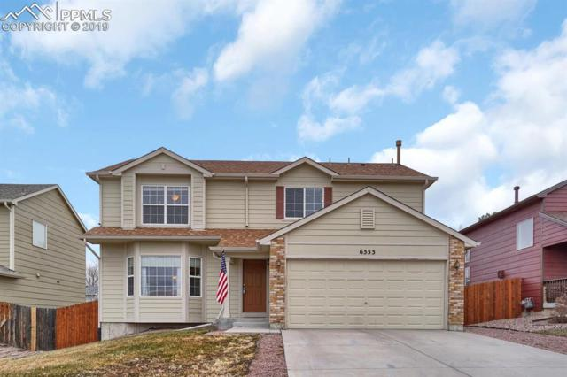 6553 Latah Lane, Colorado Springs, CO 80911 (#6777388) :: The Kibler Group