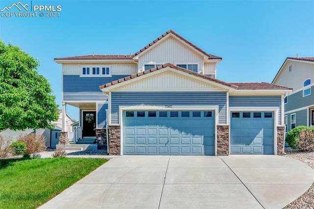 7960 Enclave Lane, Fountain, CO 80817 (#6778571) :: Tommy Daly Home Team