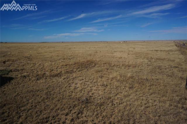 4830 S Yoder Road, Yoder, CO 80864 (#6780006) :: The Peak Properties Group