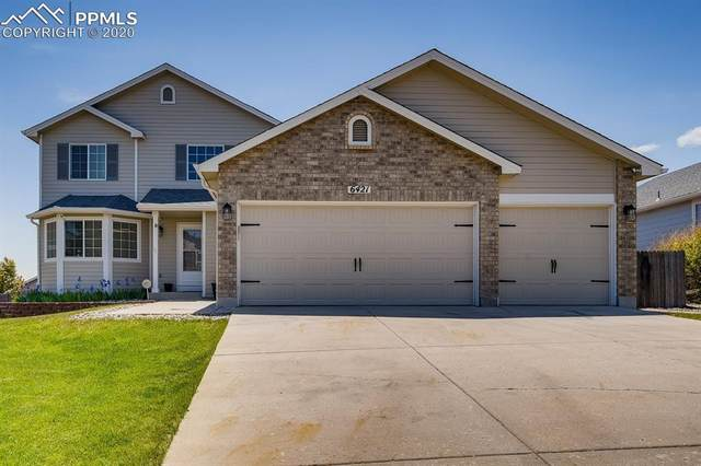6421 Borough Drive, Colorado Springs, CO 80923 (#6781821) :: Tommy Daly Home Team