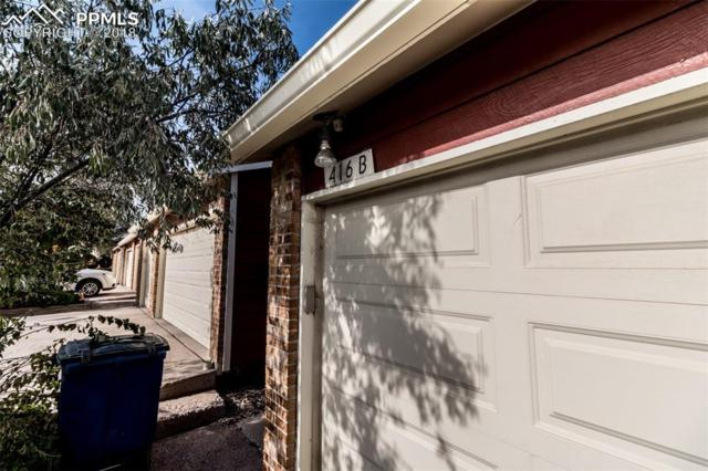 416 W Rockrimmon Boulevard B, Colorado Springs, CO 80919 (#6786264) :: Action Team Realty