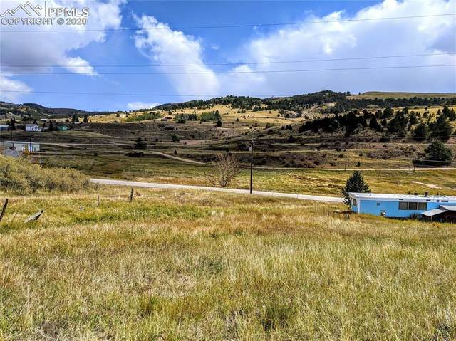 0 1st Street, Cripple Creek, CO 80813 (#6787939) :: 8z Real Estate