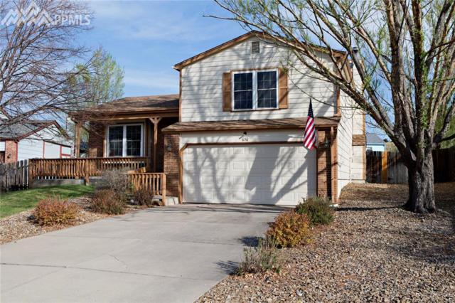 636 Trailcrest Court, Colorado Springs, CO 80906 (#6788803) :: Jason Daniels & Associates at RE/MAX Millennium