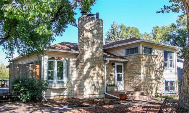 1358 Hillcrest Avenue, Colorado Springs, CO 80909 (#6790028) :: 8z Real Estate