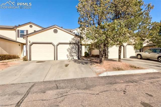 2445 Lexington Village Lane, Colorado Springs, CO 80916 (#6790293) :: The Kibler Group