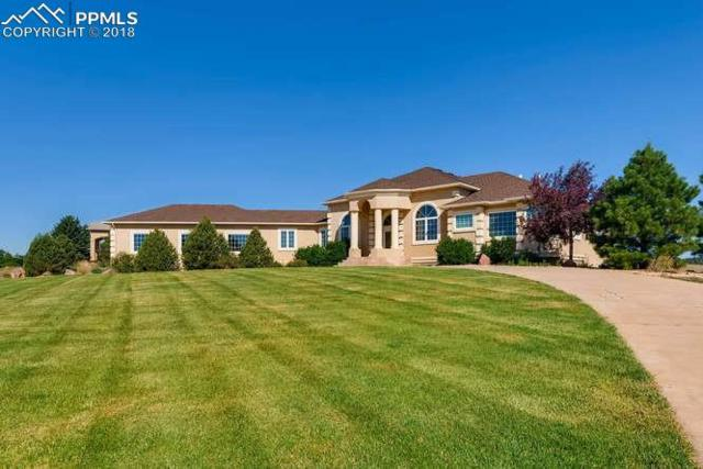 19858 Kershaw Court, Monument, CO 80132 (#6791105) :: The Hunstiger Team