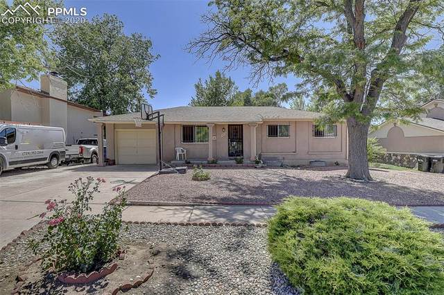 1814 Capulin Drive, Colorado Springs, CO 80910 (#6792914) :: Fisk Team, RE/MAX Properties, Inc.
