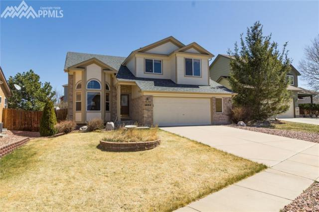 3853 Tee Shot Drive, Colorado Springs, CO 80922 (#6793623) :: RE/MAX Advantage