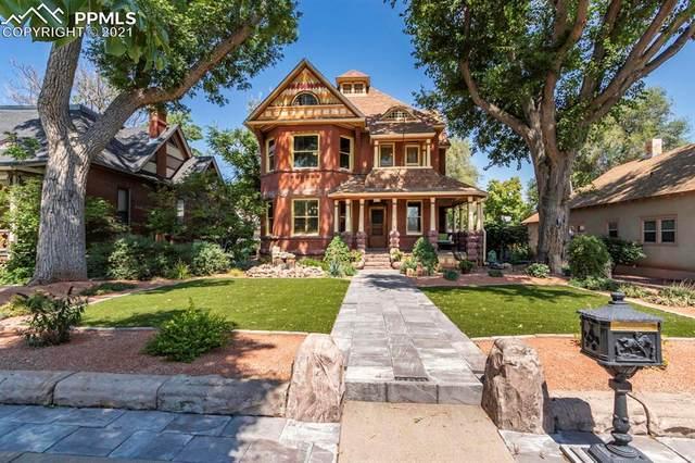 323 Quincy Street, Pueblo, CO 81004 (#6795915) :: Venterra Real Estate LLC