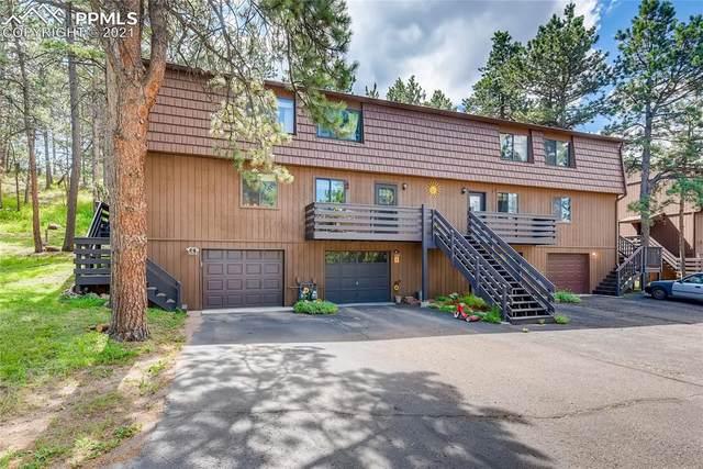 580 Manor Court A, Woodland Park, CO 80863 (#6797214) :: Dream Big Home Team   Keller Williams