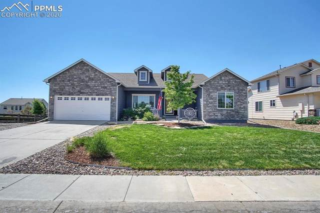 12285 St Annes Road, Peyton, CO 80831 (#6798947) :: The Kibler Group