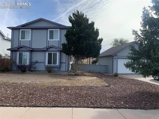 2795 Walton Creek Drive, Colorado Springs, CO 80922 (#6800331) :: The Scott Futa Home Team