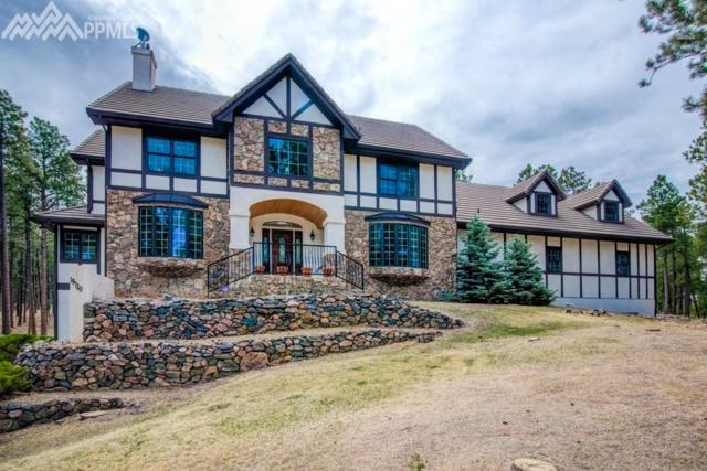 19720 Twisted Pine Drive, Colorado Springs, CO 80908 (#6801250) :: 8z Real Estate