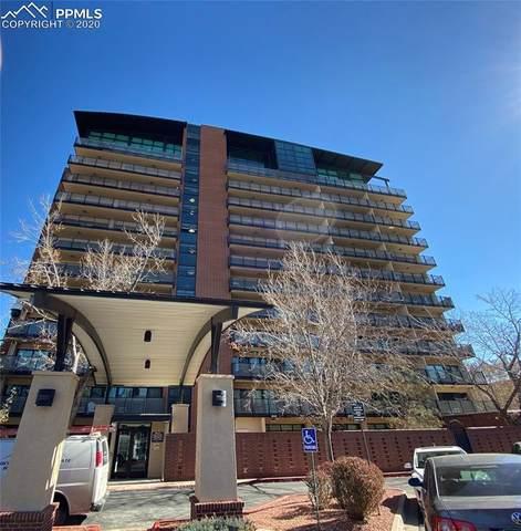 417 E Kiowa Street #301, Colorado Springs, CO 80903 (#6801706) :: Fisk Team, RE/MAX Properties, Inc.