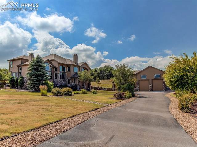 286 Starburst Circle, Castle Rock, CO 80104 (#6802541) :: 8z Real Estate