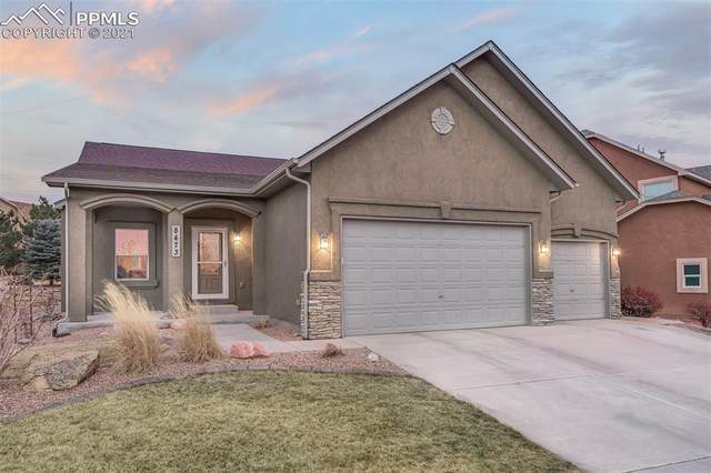 8473 Winding Passage Drive, Colorado Springs, CO 80924 (#6805834) :: The Dixon Group