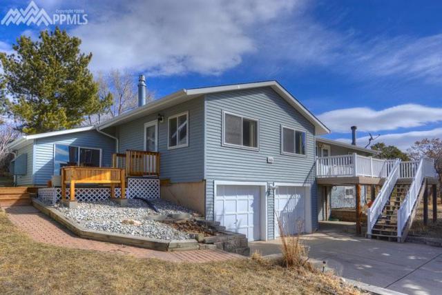 806 Circle Drive, Palmer Lake, CO 80133 (#6809889) :: Group 46:10 Colorado Springs