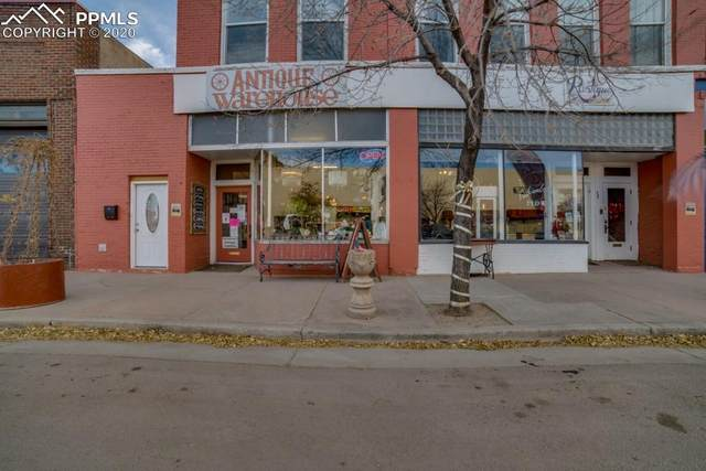 124 E Main Street, Florence, CO 81226 (#6814135) :: The Kibler Group