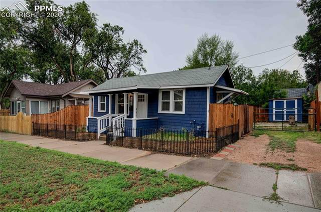 106 N Walnut Street, Colorado Springs, CO 80905 (#6814304) :: Finch & Gable Real Estate Co.