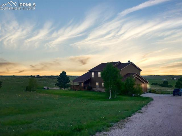 758 Stage Run Trail, Elizabeth, CO 80107 (#6816304) :: Action Team Realty